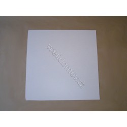 podložkasPODLOŽKA - neprůhledná (bílá)